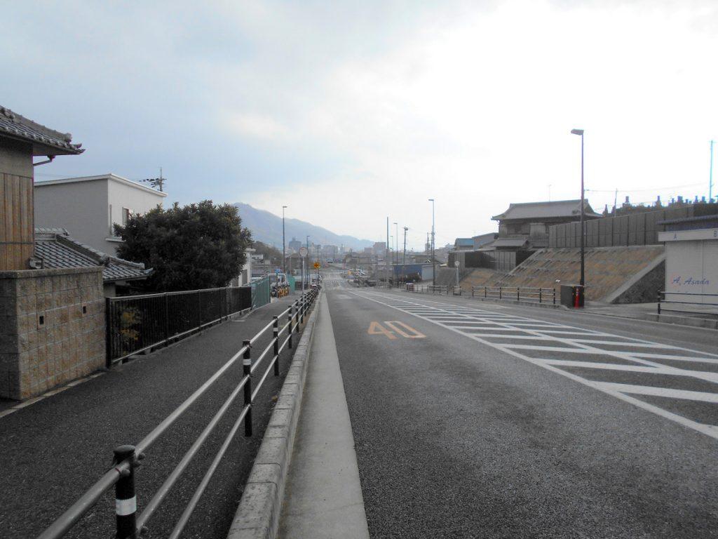明和 都市計画道路
